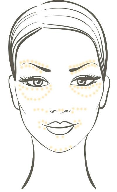 Como Aplicar Correctores De Maquillaje