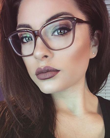 5 tips de maquillaje con lentes