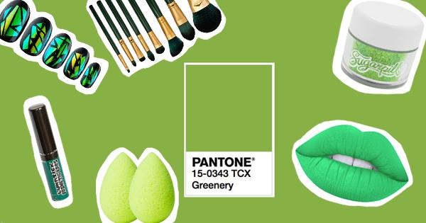Empieza tu colecci n greenery pantone 2017 vorana blog for Pantone 2017 greenery
