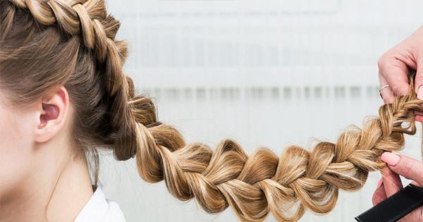 Peinados con trenzas que debes probar vorana blog - Chicas con trenzas ...